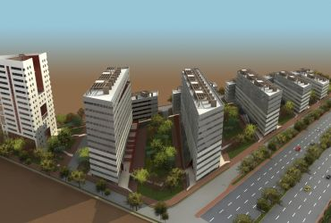 Drak Residential Complex Towers