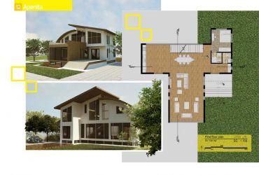 Armani Village Plan