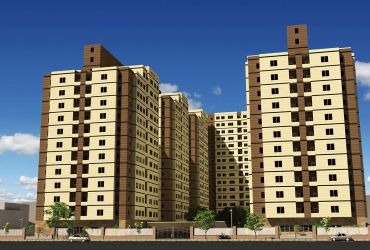 Setareh Poonak Residential Towers