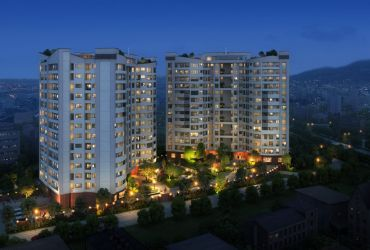 Panorama residential towers