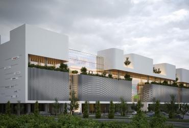 مرکز تجاری تفریحی سیتادیوم رشت - گیلان