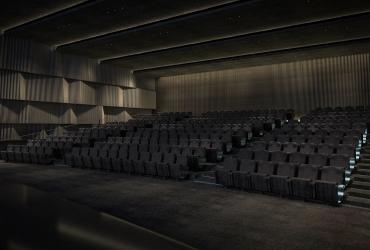 Modern Cinemas in Rasht