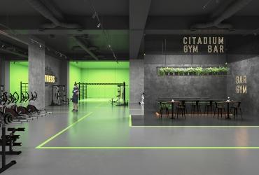 Rasht Gym - Citadium