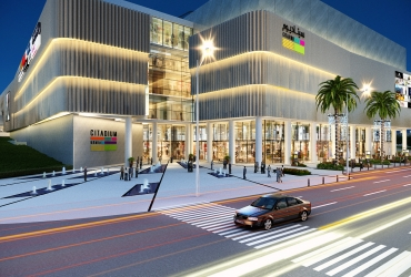 Citadium Urmia Shopping Mall