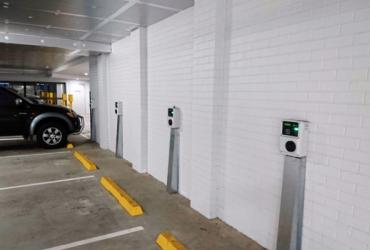 امکانات پارکینگ هوشمند