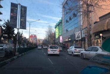 خیابان استادان