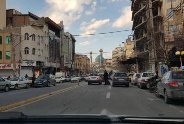 خیابان خیام شمالی، شهر ارومیه
