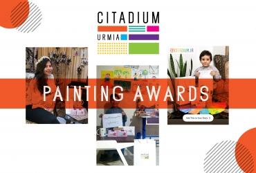 اهدا جوایز مسابقه نقاشی سیتادیوم ارومیه