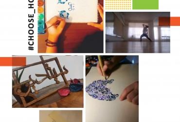 اولین اکسپو هنری مجازی سیتادیوم