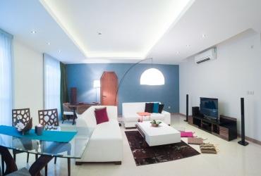 Interior Design for Atlas Residential Tower in Kish Island
