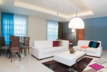 Interior Design - The One Iranian Real Estate Development
