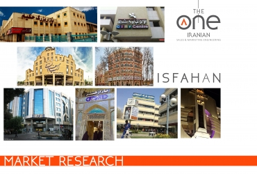 Isfahan Market Research - Shopping Mall