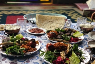 Urmia city of west of iran food