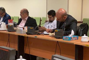 chairman and secretary of Tehran Entrepreneurship Center