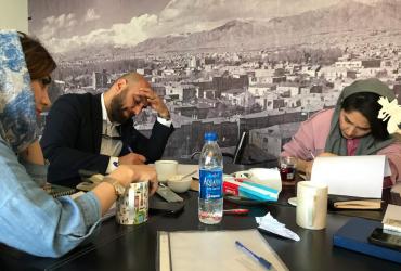مشاور و مجری مهندسی بازاریابی و فروش دوان ایرانیان -جلسه دلفی