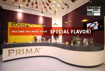 افتتاح اولین کافه بستنی پریما پلاس