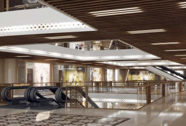 ground floor of firouzeh shopping mall