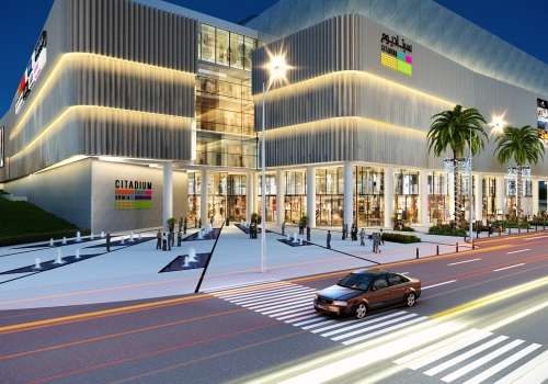 Renaming the largest project and shopping mall of North West Iran from Rozet to Citadium with new development policies