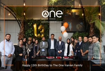 The One Iranian turned 13 years old!