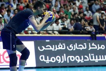 سیتادیوم حامی تیم ملی والیبال ایران