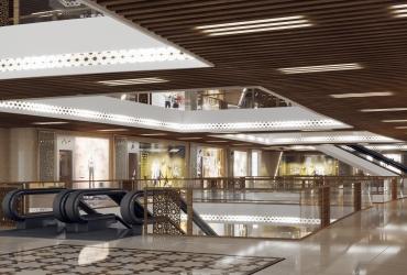 طبقه همکف مرکز تجاری لوکس مرکز خرید فیروزه