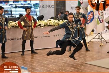 افتتاح فودهال سیتامیت در سیتادیوم ارومیه