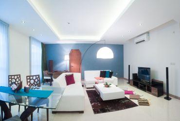 طراحی داخلی واحدهای برج مسکونی کیش