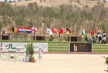 لکسون، اسپانسر مسابقات اسب سواری